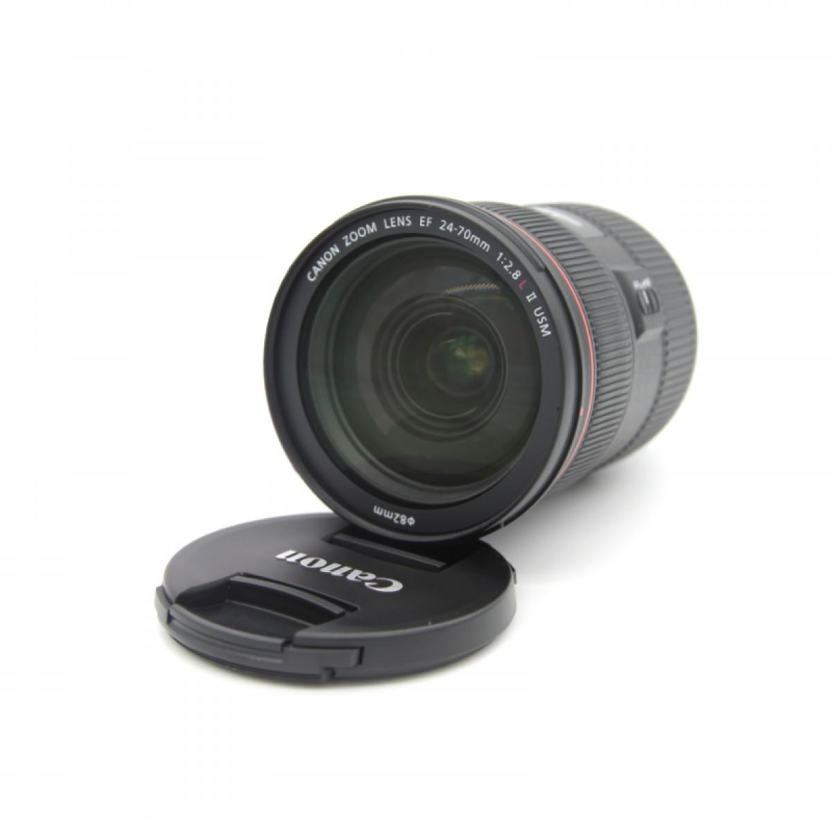 [旗舰店]Canon/佳能 EF 24-70mm f/2.8L II USM 标准变焦单反镜头