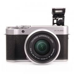 【旗舰店】富士X-A20套机(15-45mm)微单相机文艺复古自拍富士XA20