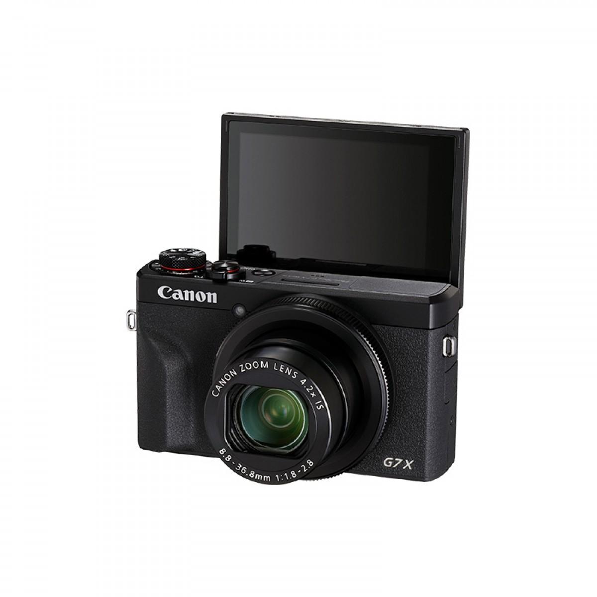 佳能 g7x3 PowerShot G7 X Mark III 卡片机Vlog美颜相机数码高清