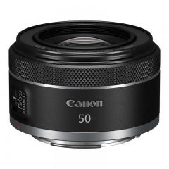 佳能RF 50mm F1.8 STM人像定焦镜头 适用R5/6/RP微单