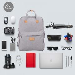 阿尔飞斯单反相机包双肩户外专业佳能70d索尼a6000相机包微单包包微单包男女微单佳能尼康户外专业摄影包