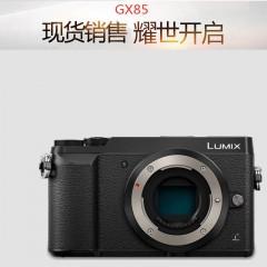 Panasonic/松下 DMC-GX85微型单电机身4K视频
