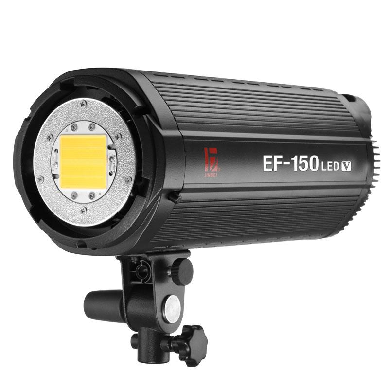 金贝 EFL-150 暖色温 太阳灯常亮灯 视频人像儿童拍摄灯 摄影棚