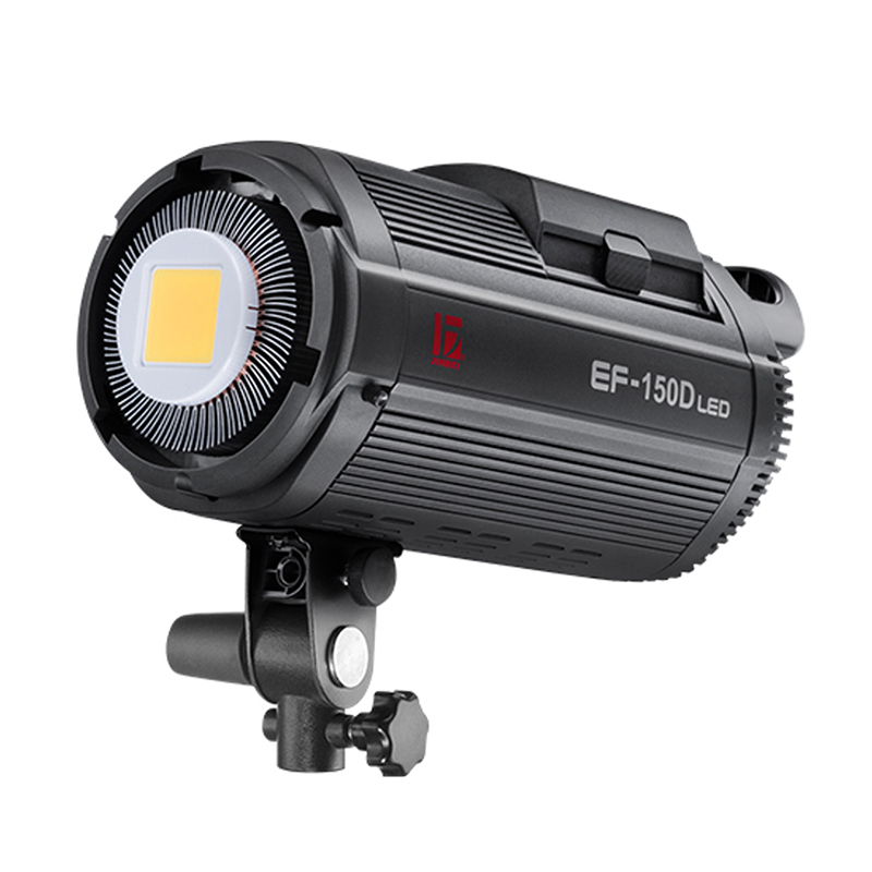 金贝EF-150D锂电池 LED摄影灯常亮灯太阳灯补光柔光灯外拍灯影楼