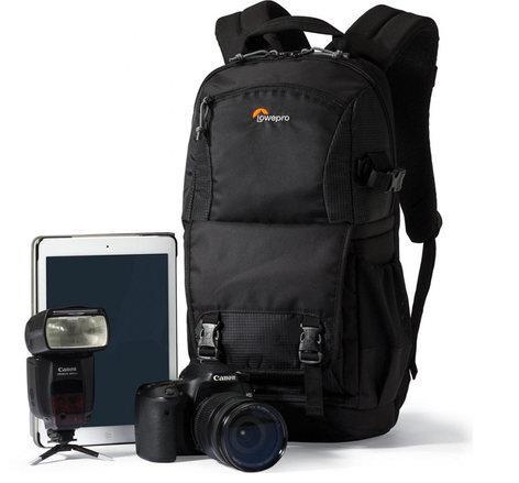 乐摄宝Fastpack风行系列 专业单反防雨双肩摄影包相机背包
