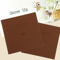 宝宝成长纪念册相册手写记录册儿童影集DIY相册新生儿婴儿日记本
