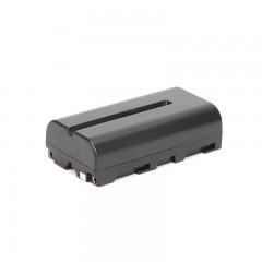 数魅LED补光灯监视监控器电池NP-F550摄像充电器座充索尼相机电池