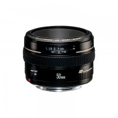 Canon/佳能 EF 50mm f/1.4 USM 标准定焦镜头
