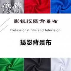 雁牌网红直播影楼黑白灰色纯色照相摄影棚大尺寸拍照摄影背景布