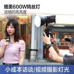 nanlite南光Forza 60w南冠摄影聚光灯影视摄像灯柔光便携外拍补光