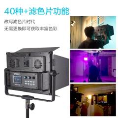 nanlite南光led补光灯RGB全彩摄影灯室内拍照打光南冠MixPanel 60