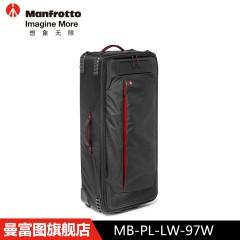 曼富图MB PL-LW-97W相机摄影摄像器材拉杆箱 包邮
