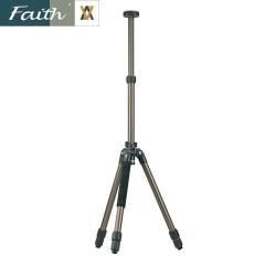 faith辉驰金钢系列FT-F3202极地专用耐寒重型铝镁合金三脚架