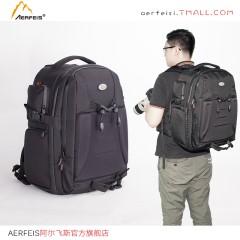 多功能防水双肩相机包大容量专业背包佳能尼康单反户外男女摄影包