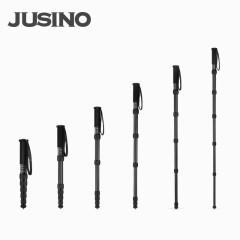 JUSINO/佳鑫悦 MP-366C  单反相机 超短碳纤维独脚架36管径