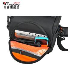 伟峰WB-6041/6042单反数码相机单肩斜挎包 镜头包 数码摄影包