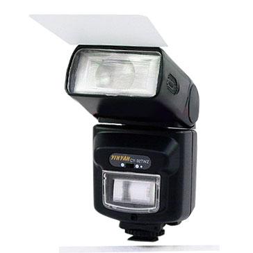银燕CY-32TWZ 子母灯 机顶闪光灯 数码单反相机通用型闪光灯