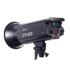 银燕CY320精确影室闪光灯 影楼照相馆 银燕300W闪光灯