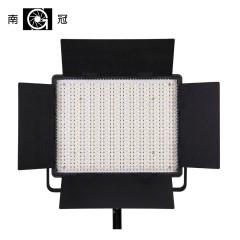 南冠LED摄影灯外拍摄像补光灯影棚外拍柔光灯微电影视灯光900CSA