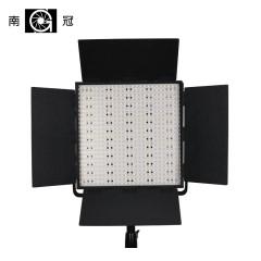 南冠LED摄影灯外拍补光专业摄像灯淘宝影棚新闻常亮拍摄灯600CHS