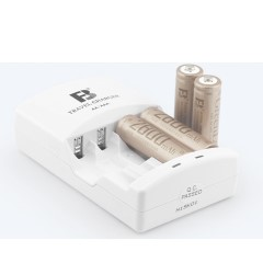 沣标 FB12 充电电池5号套装 标准充电器配4节AA2800毫安电池
