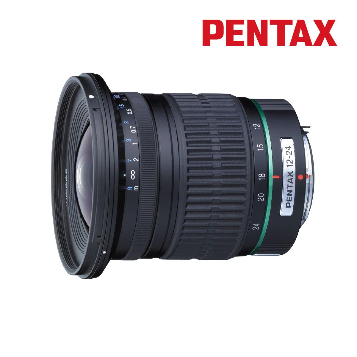 PENTAX/宾得镜头 DA 12-24mm F4 ED AL (IF)