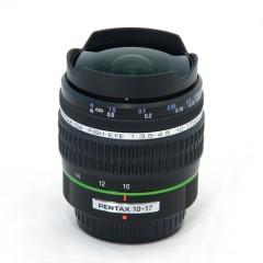 PENTAX/宾得镜头 DA FISH-EYE 10-17mm F3.5-4.5 ED (IF)鱼眼