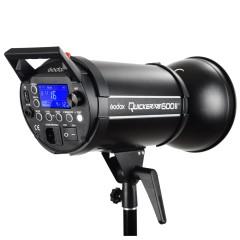 神牛闪客二代闪客Quicker600IIM手动单灯套装高速影室闪光灯600W