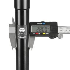 思锐T2005X三脚架 单反相机反折便携支架 专业三角架 铝合金材质