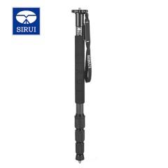 独脚架思锐P224碳纤维独角架单反相机摄影便携单脚架 旅行独脚架