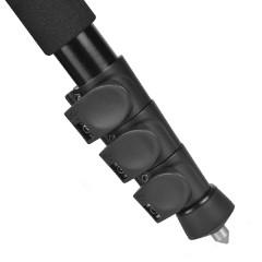 思锐ET2004+K20X 三脚架套装 单反相机反折便携支架三角架云台