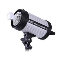 欧宝 影室闪光灯 A8-300W 专业摄影灯 影棚闪光灯 闪光灯柔光箱