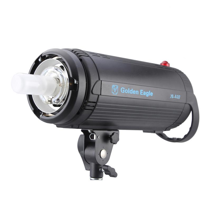 金鹰 JG400W影室闪光灯 摄影灯 高速内置闪光灯 商业广告拍摄