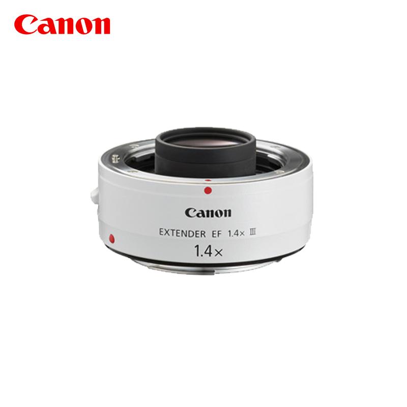 [旗舰店] Canon/佳能 EF 1.4X III 增倍镜 单反镜头