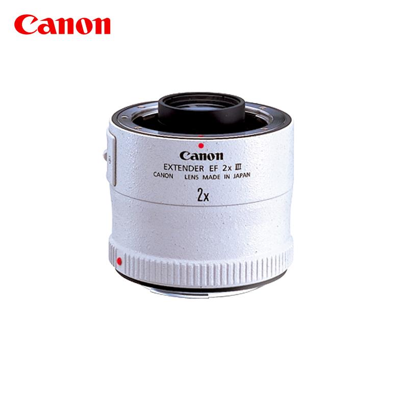[旗舰店] Canon/佳能 EF 2X III 增倍镜 单反镜头
