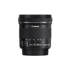 [旗舰店]Canon/佳能 EF-S 10-18mm f/4.5-5.6 IS STM广角变焦镜头