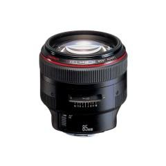 [旗舰店] Canon/佳能 EF 85mm f/1.2L II USM 中远摄定焦镜头