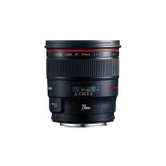 [旗舰店] Canon/佳能 EF 24mm f/1.4L II USM 广角定焦单反镜头