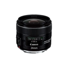 Canon/佳能 EF 24mm f/2.8 IS USM 广角定焦单反镜头