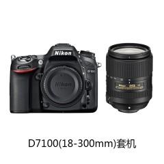 [旗舰店]Nikon/尼康 D7100套机(18-300mm)  数码单反相机